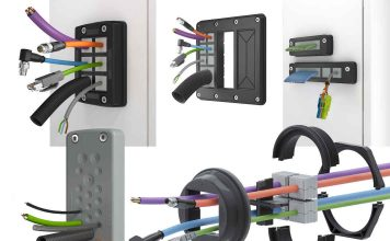 kabeldoorvoersystemen CONTA-CLIP