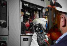 Warmtebeeldapparatuur met infraroodtechnologie