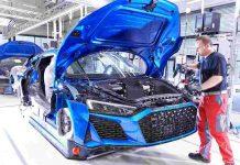 Automatisering in de automobielindustrie