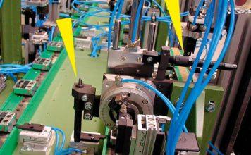 Stootdemping in de industriële automatisering