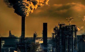 Uitstoot luchtverontreiniging