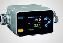 Elektromagnetische flowmeter