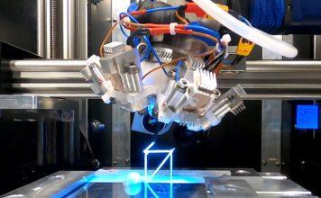 3D-printen in de ruimte