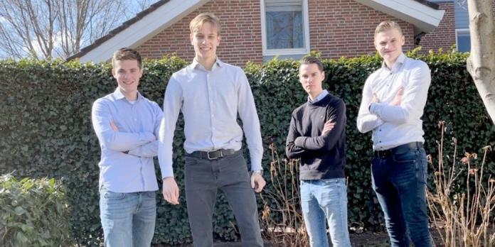 Studenten Technische Bedrijfskunde