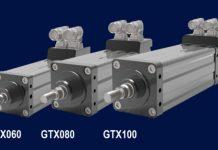 Rollerscrew servoactuator