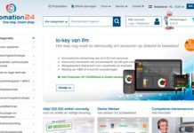 Online shop voor automatiseringstechniek Automation24