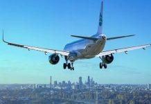 Vliegtuig conditievoorspelling vliegtuigconstructie