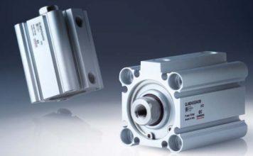 Compacte cilinder