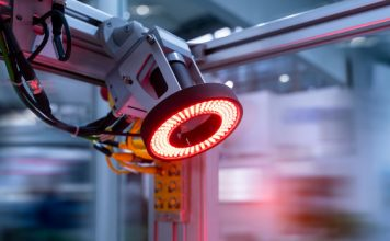 Glow-in-the-dark sensor