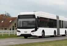 Elektrische vloot bus
