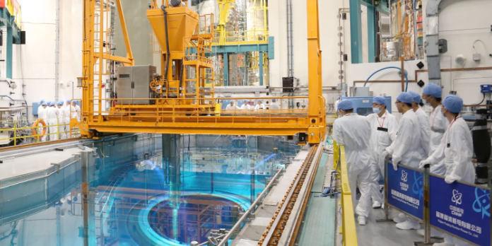 Kernreactor
