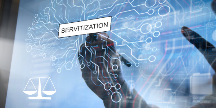 Servitization Law-as-a-Service