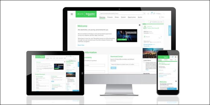 Online selfserviceportaal